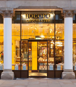Rococo Chocolates Shop at The Chester Grosvenor
