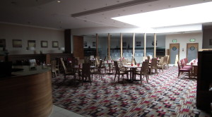 One of the Breakfast Rooms